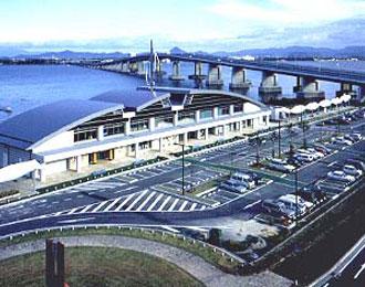 びわ湖大橋米プラザの写真