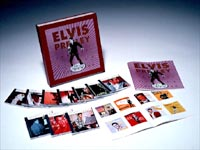 10-CD Box Set of 250 tracks, include complete U.S. single releases